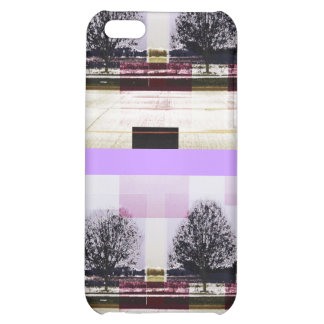 Winter December January Trees Case For iPhone 5C