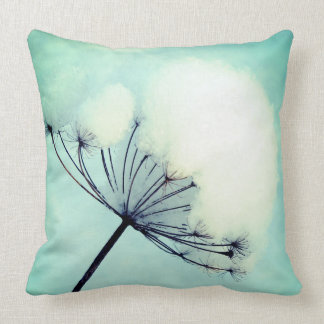 winter dill cushion