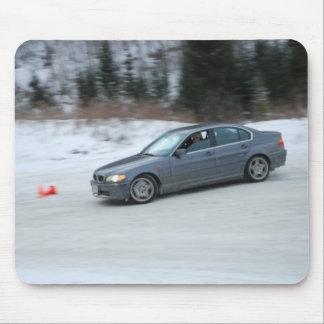 Winter Driving Mousepad1 - Customized Mousepads