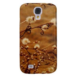 Winter Dry Wildflowers at Lake HTC Vivid / Raider 4G Cover
