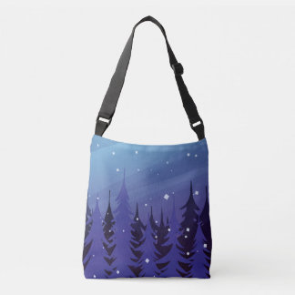 Winter Evergreen bag