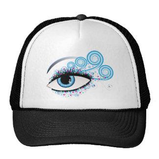 Winter eye cap