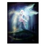 Winter Fairy Postcard, Customise It!