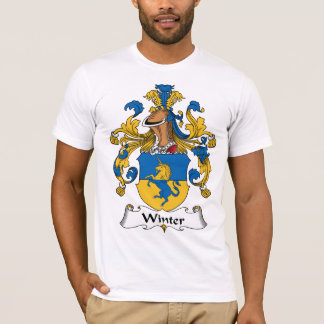 Winter Family Crest T-Shirt