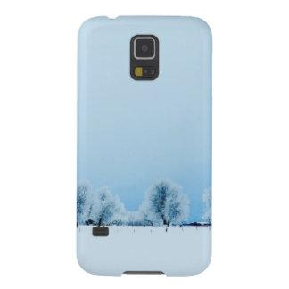Winter Farm Case For Galaxy S5