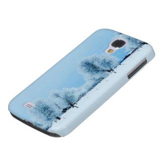 Winter Farm Galaxy S4 Case