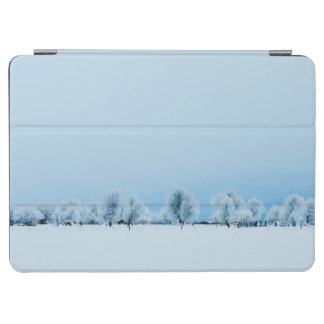 Winter Farm iPad Air Cover