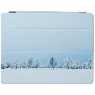 Winter Farm iPad Cover