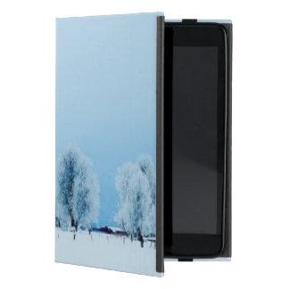 Winter Farm iPad Mini Case