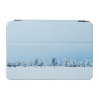 Winter Farm iPad Mini Cover