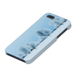 Winter Farm iPhone 5/5S Covers