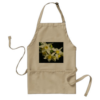 Winter Flowers Standard Apron