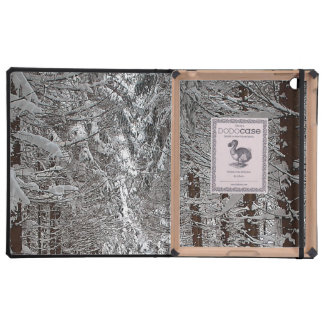 Winter Forest iPad Case