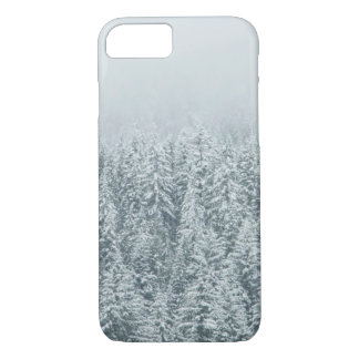 Winter forest iPhone 8/7 case
