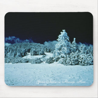 Winter Forest Mouse Pad