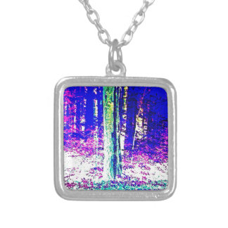 Winter Forest Necklace