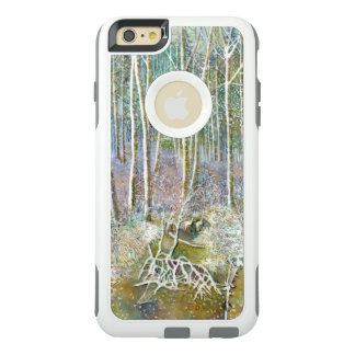 winter forest OtterBox iPhone 6/6s plus case