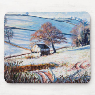 Winter Frost 2009 Mouse Pad