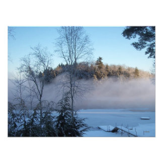 Winter Frost Photographic Print