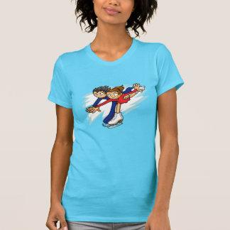 Winter Games - Figure Skating (Pair) T-shirt