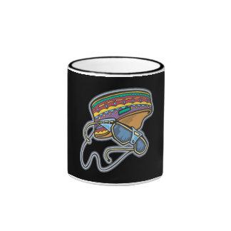 Winter Gear Ringer Mug