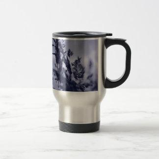 Winter Grass Travel Mug