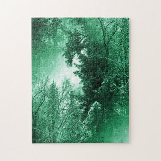 Winter Green... Jigsaw Puzzle
