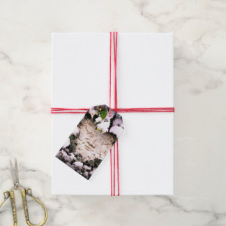 Winter Greenman, Custom Gift Tags