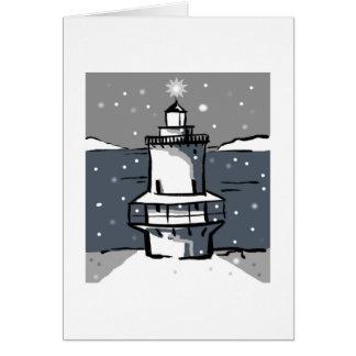 winter greetings card