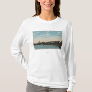 Winter Haven, Florida - Water View of Spring T-Shirt