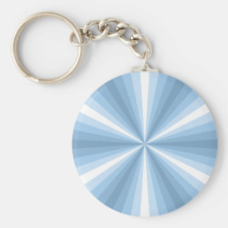 Winter Illusion Keychain