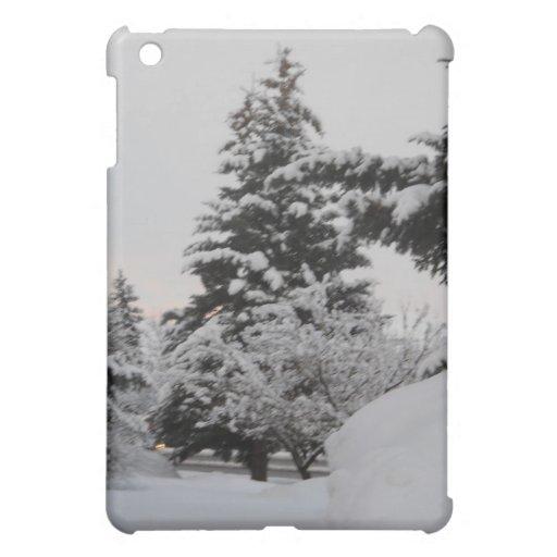 Winter in Idaho Case For The iPad Mini