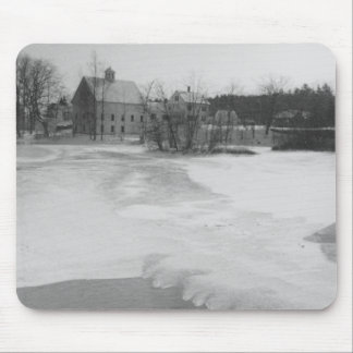 Winter in New England Mouse Pad