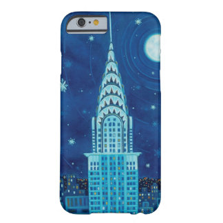 Winter in New York City iPhone 6 Case