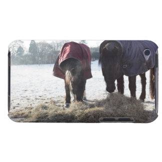 Winter in Rural Hertfordshire, England iPod Case-Mate Case
