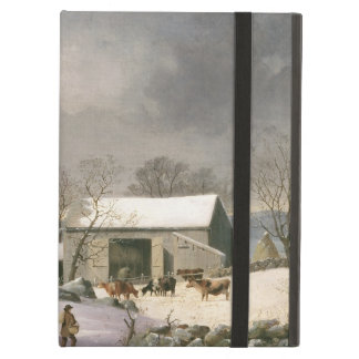 Winter in the Country Cover For iPad Air