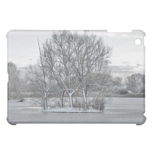 winter cover for the iPad mini