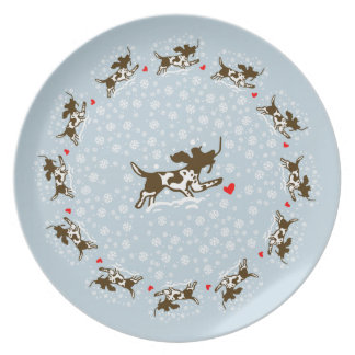 Winter is Coming Dinner Plate