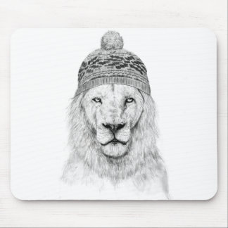 Winter is coming mouse pad