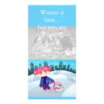 Winter is here... Photo Card