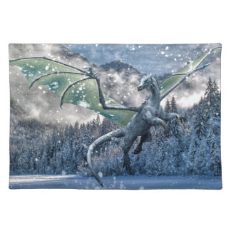 Winter Is Here Placemat