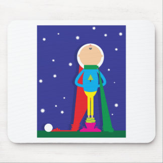 Winter Is In The Air Mouse Pad