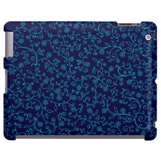 Winter ivy iPad case