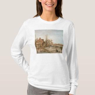 Winter Landscape, 1623 T-Shirt