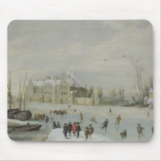 Winter Landscape 2 Mouse Mat