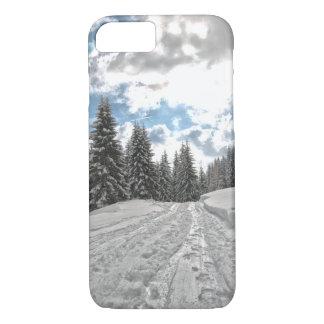 Winter landscape iPhone 8/7 case