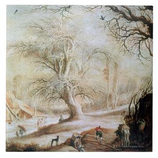 Winter Landscape Tile