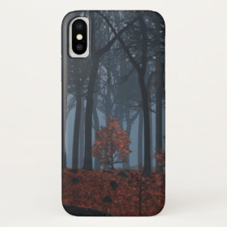 Winter Leaves iPhone Case-Mate