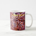 Winter Leaves, Winter Leaves, SEASONS CHANGE, F... Coffee Mug