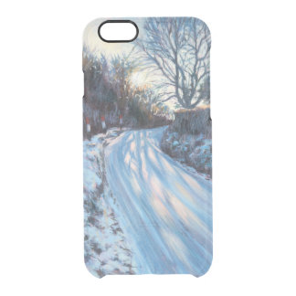 Winter Light Clear iPhone 6/6S Case